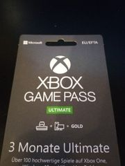 XBox Game Pass Ultimate Key