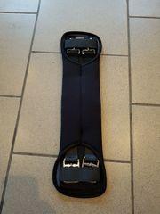 Sattelgurt schwarz 40 cm neu