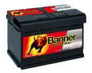 Banner Autobatterie 74Ah 680A