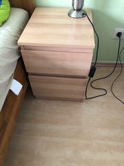 Nachttisch Malm Ikea