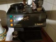 espressomaschine Saeco Magic