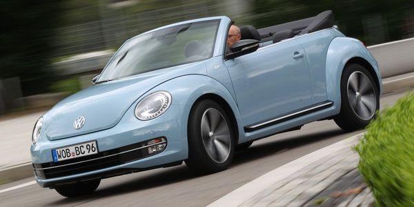 VW Beetle Cabrio Original Verkleidung