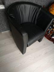 sessel-schwarz