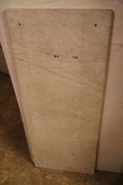 Marmorplatte Naturstein gebraucht ca 99