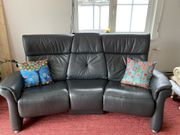 Himolla Trapezsofa Sofa Couch Ledercouch