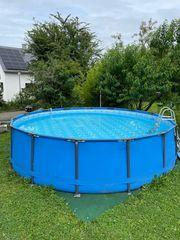 Pool 14 5qm Sandfilter Solar