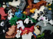 10 Lego Duplo Tiere