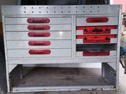 Werkzeugschrank inkl Schraubstock