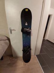Flow Snowboard Venus 151 Bindung