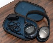 Bose QuietComfort 25 Acoustic Noise