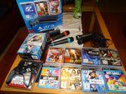 PS3 500GB mit verschiedenen Spiele