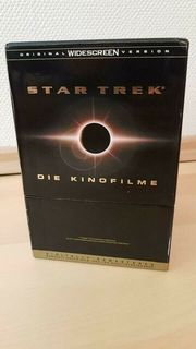 Star Trek - Die Kinofilme VHS Box