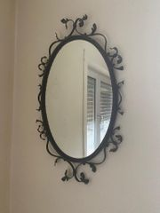 Spiegel schmiedeeisern