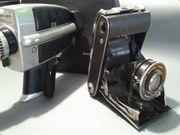 Elektronik Fotoapparat Super8 Kamera und
