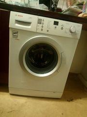 Bosch Waschmaschine ab zugeben