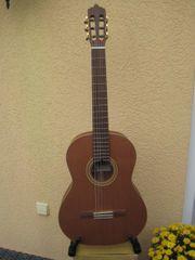Konzertgitarre LA MANCHA RUBI CM
