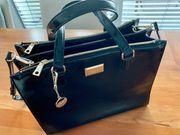 edle Handtasche von Donna Karan