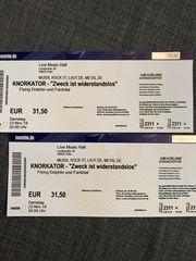 Knorkator Tickets Köln Live Music
