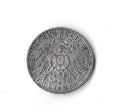 Münzen - 2 Mark Silber 1906