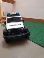 Bruder Polizeiauto