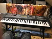 Yamaha MOXF 6 Synthesizer Workstation