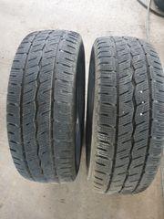 2 st gebrauchte Reifen Hankook