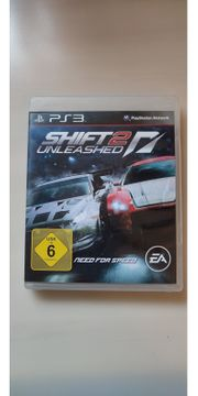 Shift 2 Unleashed für PS3