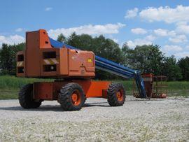 Arbeitsbühne Genie S65 Teleskop S65 - Allrad: Kleinanzeigen aus Moosburg - Rubrik Sonstige Nutzfahrzeuge