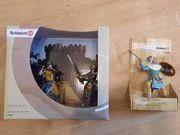Ritter-Figuren von Schleich