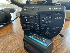 Camcorder, digital - PXW-FS5K 4K XDCAM Camcorder inkl