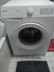 neuwertige Waschmaschine