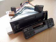 SONY RDS Radio Joystick 10fach-CD-Wechsler