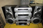Technics Stereo Compakt Anlage 4
