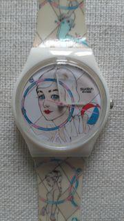 Swatch Armbanduhr Damen Mädchen