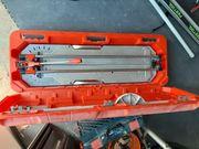 Neuwertiger Fliesenschneider Rubi TX-900-N mit