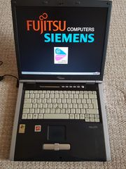 Laptop Fujitsu Siemens Lifebook E8010