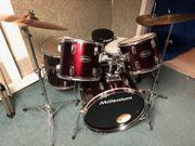Schlagzeug ideal für Anfänger