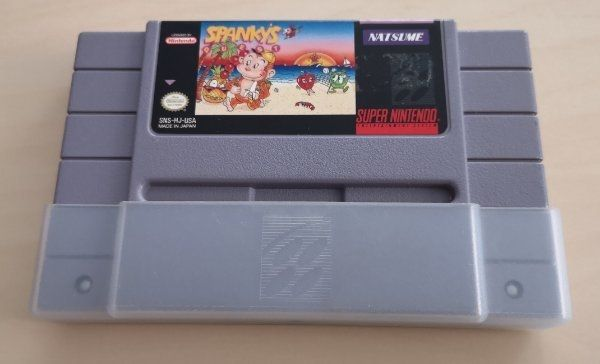 Spanky s Quest - Super Nintendo