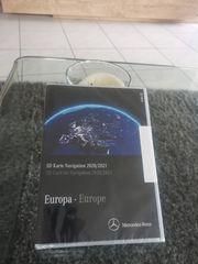 Mercedes-Benz NTG5 5 SD-Karte Europa