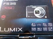 Digitalkamera Panasonic DMC - FS35 Lumix