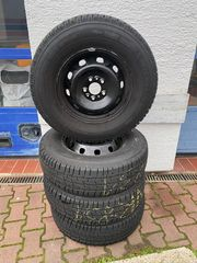 Michelin Agilis Alpin Winterräder 225