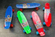 Skateboard neu original verpackt