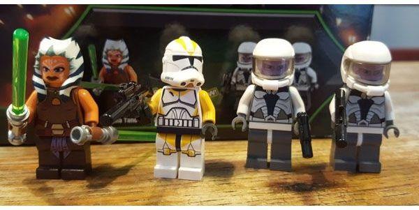 Star Wars 75013