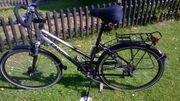 Fahrrad Calvin mit Shimano Deore