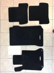 Original Mercedes Fußmattensatz für W204