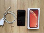 Apple iPhone XR koralle 64GB