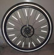 Fahrrad Vorderrad 28 - Scheibenbremse - Shimano Nabendynamo