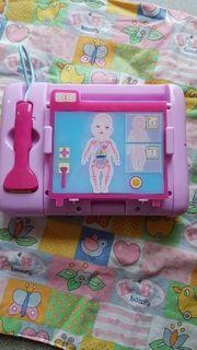 Baby Born Arzt Computer