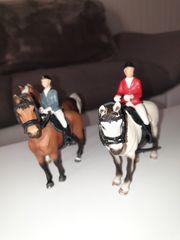 SCHLEICH Reiter mit Pferden