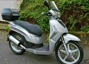Kymco Peoples 50 S